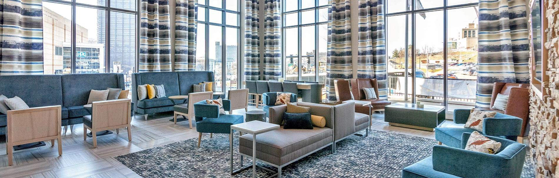 Cambria Hotel Pittsburgh Downtown, Pennsylvania