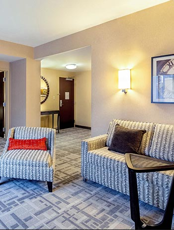Cambria Hotel Pittsburgh Downtown, Pennsylvania Choice Privileges 1,000 - 2000 Points Package