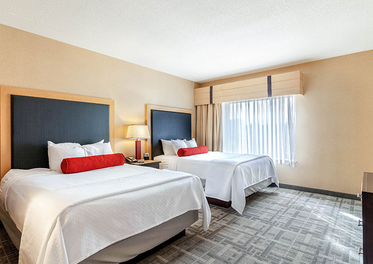 Double Queen Accessible Room at Cambria Hotel Pittsburgh Downtown, Pennsylvania