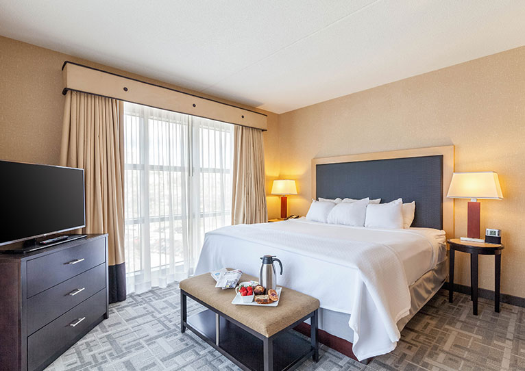 King Tower Suite​ at Cambria Hotel Pittsburgh Downtown, Pennsylvania